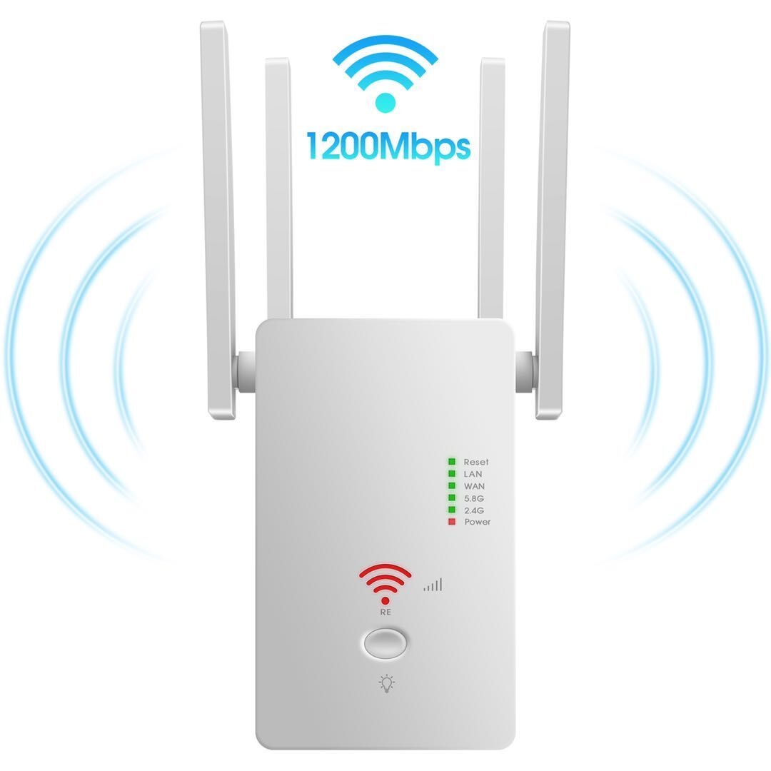 1200M WiFi Router Repeater